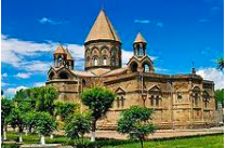 Figure 7: Grounds of Etchmiadzin Cathedral