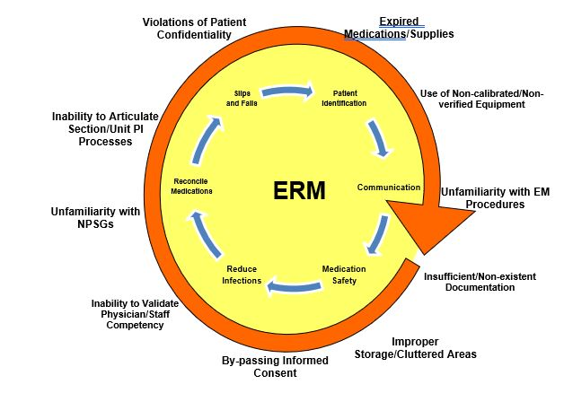 Explanation of figure 5 - page 9 of the Brannan and Taylor paper on ERM