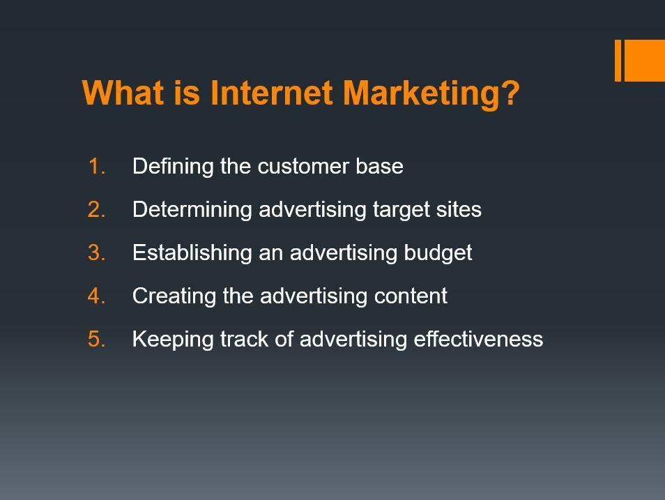 The Fancy Marketing Plan