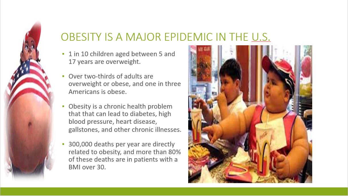The Lack of Preventative Care in Relation to Obesity, Power Point Presentation Example