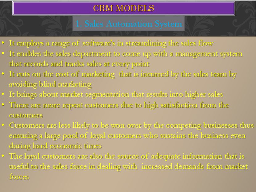 Customer Relationship Management & Cloud Computing, Power Point Presentation With Speaker Notes Example