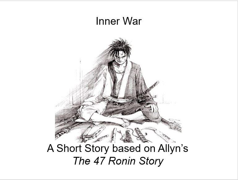 Inner War, Power Point Presentation Example