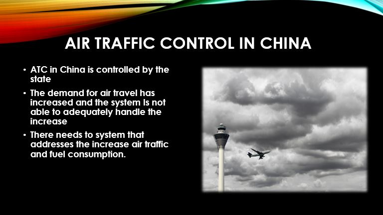 Air Traffic Control In China
