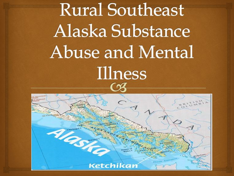 Alaska Substance Abuse and Mental Illness