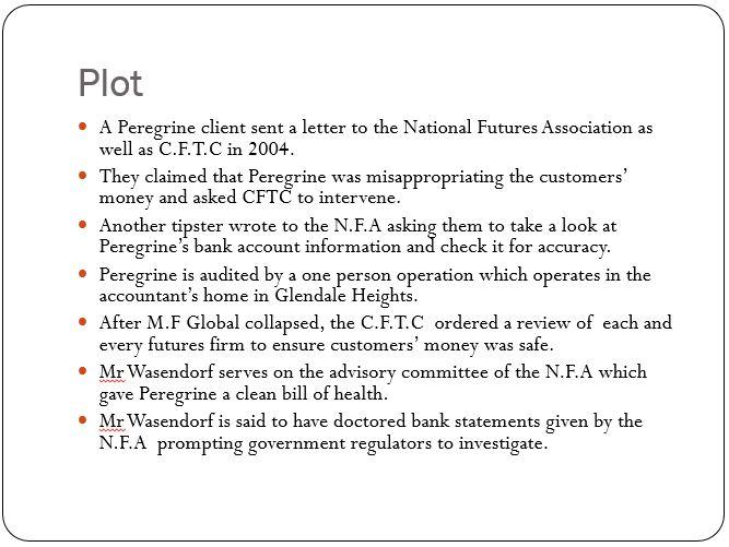 The Case plot