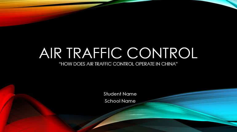 how does air traffic control operate in China