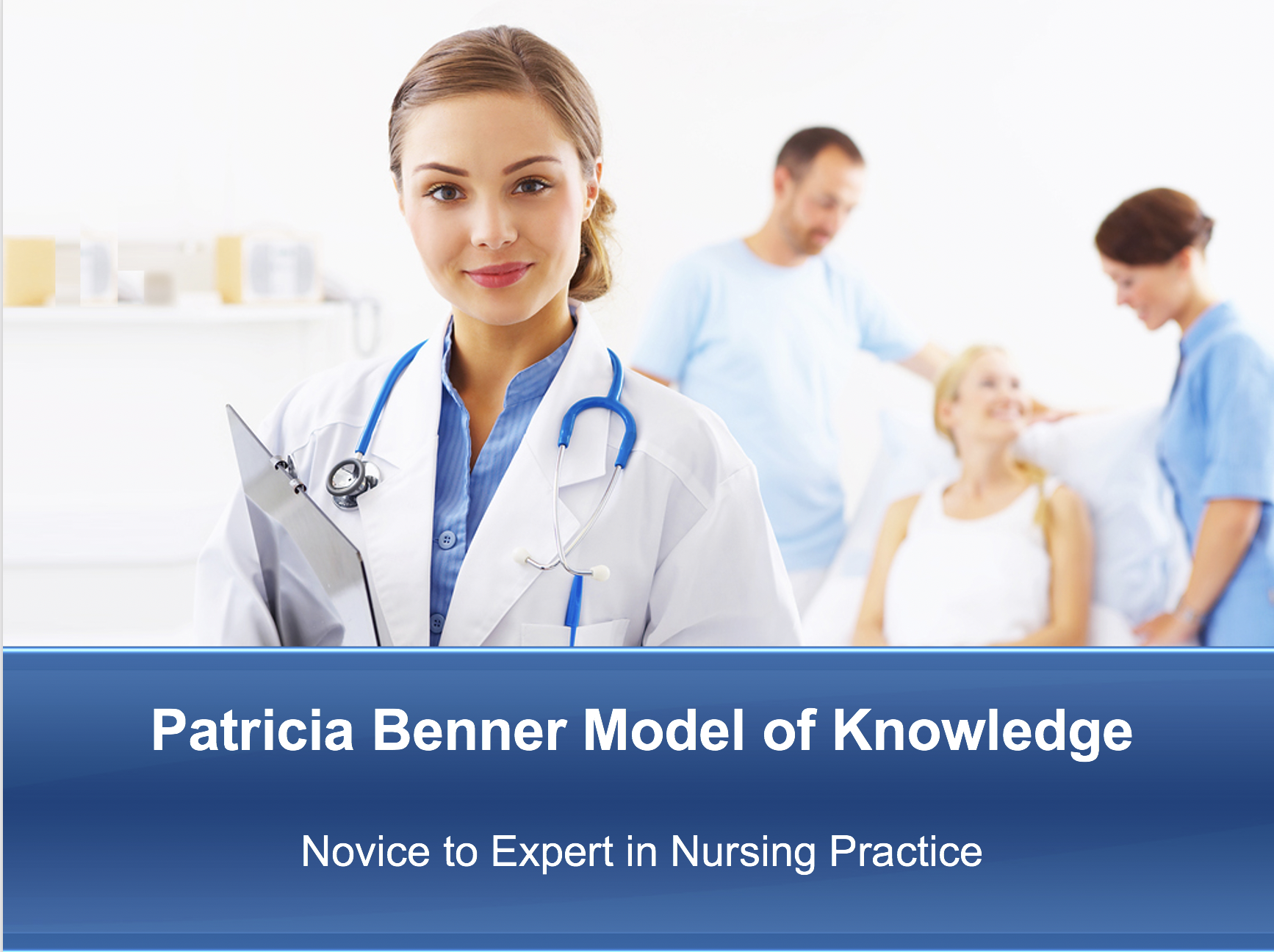 Patricia Benner Model of Knowledge
